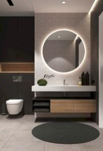 Elegant Wood Decor Ideas For Your Bathroom Design 20