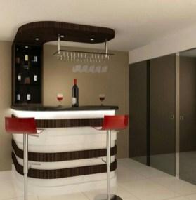 Fabulous Home Bar Designs You'll Go Crazy For 11