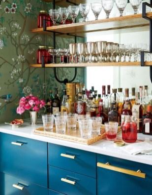 Fabulous Home Bar Designs You'll Go Crazy For 16