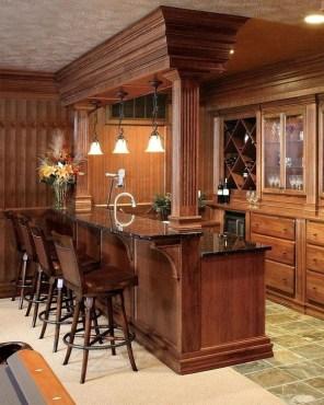 Fabulous Home Bar Designs You'll Go Crazy For 25