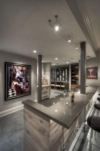 Fabulous Home Bar Designs You'll Go Crazy For 27