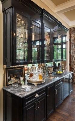 Fabulous Home Bar Designs You'll Go Crazy For 32