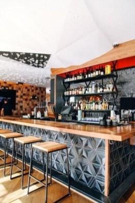 Fabulous Home Bar Designs You'll Go Crazy For 34
