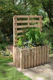 Genius DIY Projects Pallet For Garden Design Ideas 22