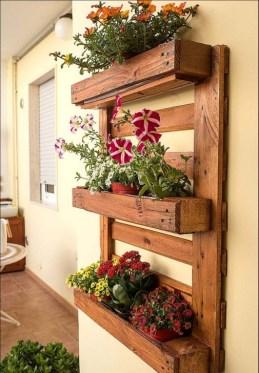 Genius DIY Projects Pallet For Garden Design Ideas 24