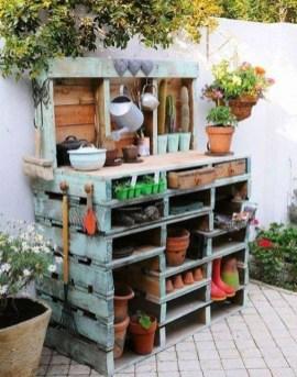 Genius DIY Projects Pallet For Garden Design Ideas 36