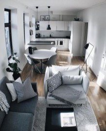 Impressive Small Living Room Ideas For Apartment 34