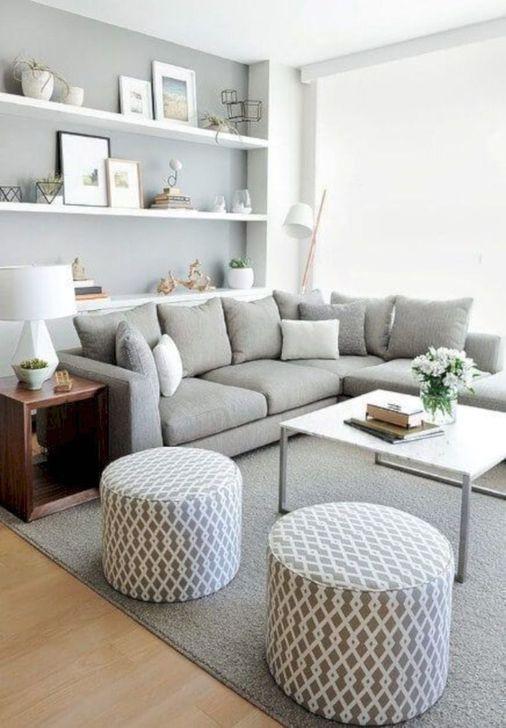 Impressive Small Living Room Ideas For Apartment 53