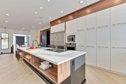 Inspiring Open Concept Kitchen You'll Totally Love 20