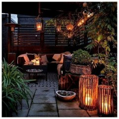 Magnificient Outdoor Lounge Ideas For Your Home 14