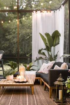 Magnificient Outdoor Lounge Ideas For Your Home 33