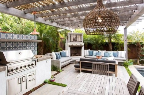 Magnificient Outdoor Lounge Ideas For Your Home 36