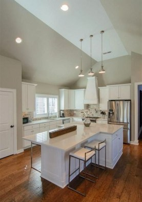 Marvelous Kitchen Island Ideas With Seating For Kitchen Design 37