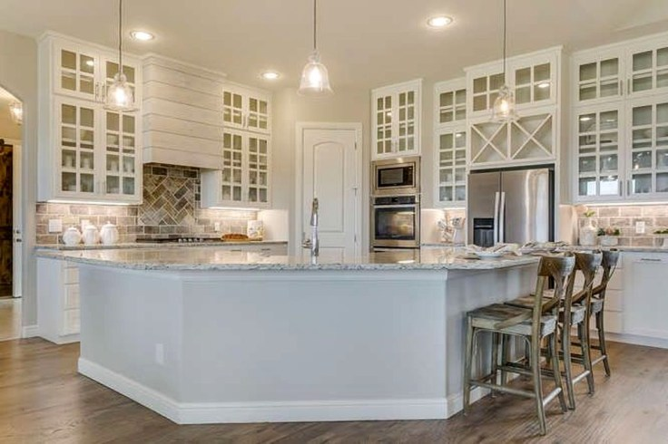 Minimalst Open Concept Kitchen And Dining Room Design Ideas 45