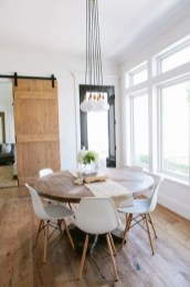 Modern Round Dining Table Design Ideas For Inspiration 05