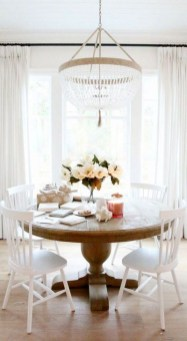 Modern Round Dining Table Design Ideas For Inspiration 07