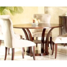 Modern Round Dining Table Design Ideas For Inspiration 13