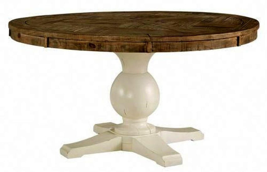 Modern Round Dining Table Design Ideas For Inspiration 15