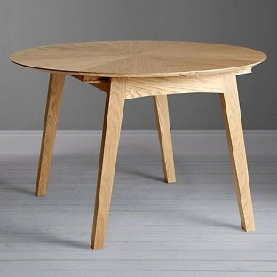 Modern Round Dining Table Design Ideas For Inspiration 22