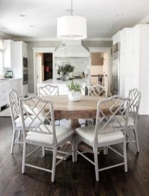 Modern Round Dining Table Design Ideas For Inspiration 25