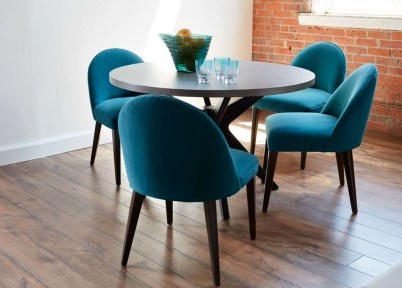Modern Round Dining Table Design Ideas For Inspiration 30