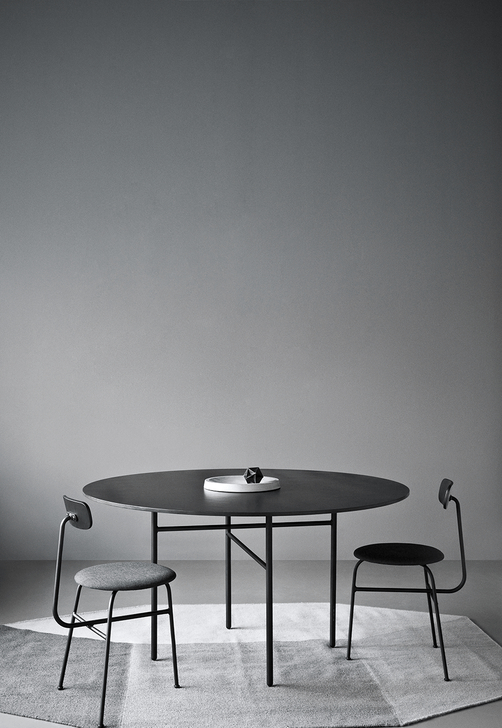 Modern Round Dining Table Design Ideas For Inspiration 37