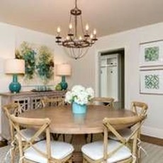 Modern Round Dining Table Design Ideas For Inspiration 46