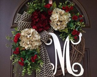 Most Popular DIY Summer Wreath You Will Totally Love 04