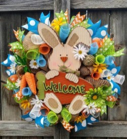 Most Popular DIY Summer Wreath You Will Totally Love 10