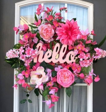 Most Popular DIY Summer Wreath You Will Totally Love 34