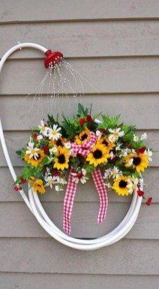 Most Popular DIY Summer Wreath You Will Totally Love 43