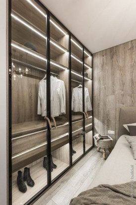 Popular Wardrobe Design Ideas In Your Bedroom 07