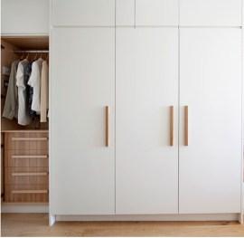 Popular Wardrobe Design Ideas In Your Bedroom 19