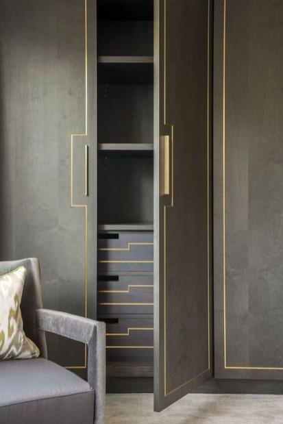 Popular Wardrobe Design Ideas In Your Bedroom 23
