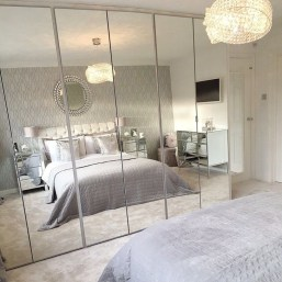 Popular Wardrobe Design Ideas In Your Bedroom 26