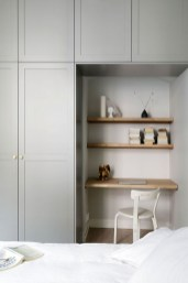 Popular Wardrobe Design Ideas In Your Bedroom 27
