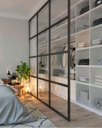 Popular Wardrobe Design Ideas In Your Bedroom 28