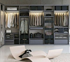 Popular Wardrobe Design Ideas In Your Bedroom 33