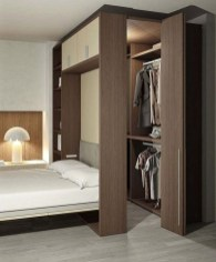 Popular Wardrobe Design Ideas In Your Bedroom 34