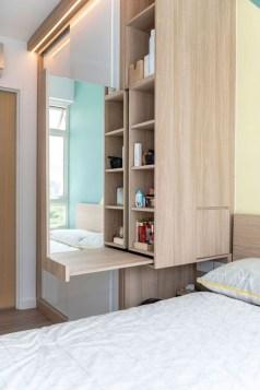 Popular Wardrobe Design Ideas In Your Bedroom 38
