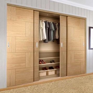 Popular Wardrobe Design Ideas In Your Bedroom 39