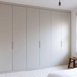 Popular Wardrobe Design Ideas In Your Bedroom 49