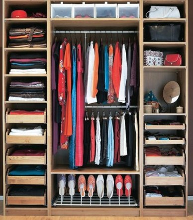 Popular Wardrobe Design Ideas In Your Bedroom 50
