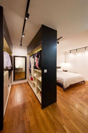 Popular Wardrobe Design Ideas In Your Bedroom 51