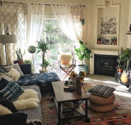 Small And Cozy Living Room Design Ideas To Copy 23
