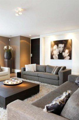 Small And Cozy Living Room Design Ideas To Copy 33