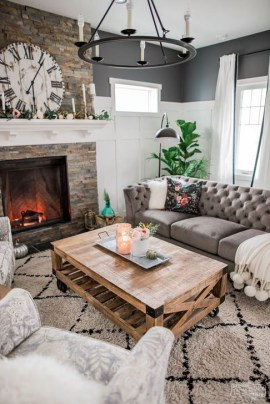 Small And Cozy Living Room Design Ideas To Copy 36