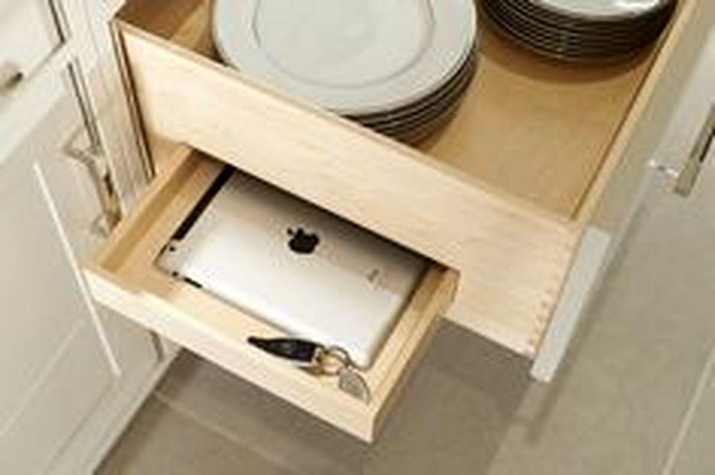 Smart Hidden Storage Ideas For Kitchen Decor 15