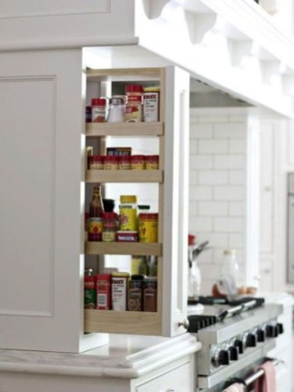 Smart Hidden Storage Ideas For Kitchen Decor 25
