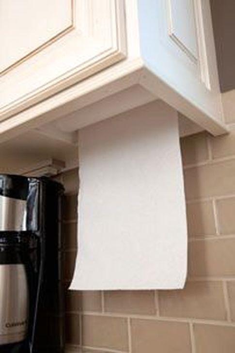 Smart Hidden Storage Ideas For Kitchen Decor 44